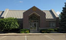 First Merchants Bank 53rd Street banking center location