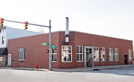 Bourbon banking center photo