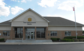 First Merchants Bank Brownsburg Banking Center location photo