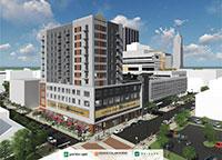 First Merchants Skyline Towers Regional Office Fort Wayne IN
