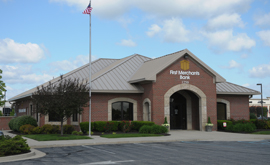 First Merchants Emerson Banking Center in Greenwood IN photo| Banks Near Me
