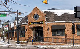 First Merchants Northville MI Banking Center   Banks Near Me