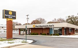 First Merchants Bank South Dixie MI Banking Center | Banks Near Me