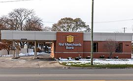 First Merchants Bank Taylor MI Banking Center | Banks Near Me