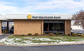 First Merchants West Monroe MI Banking Center   Banks Near Me