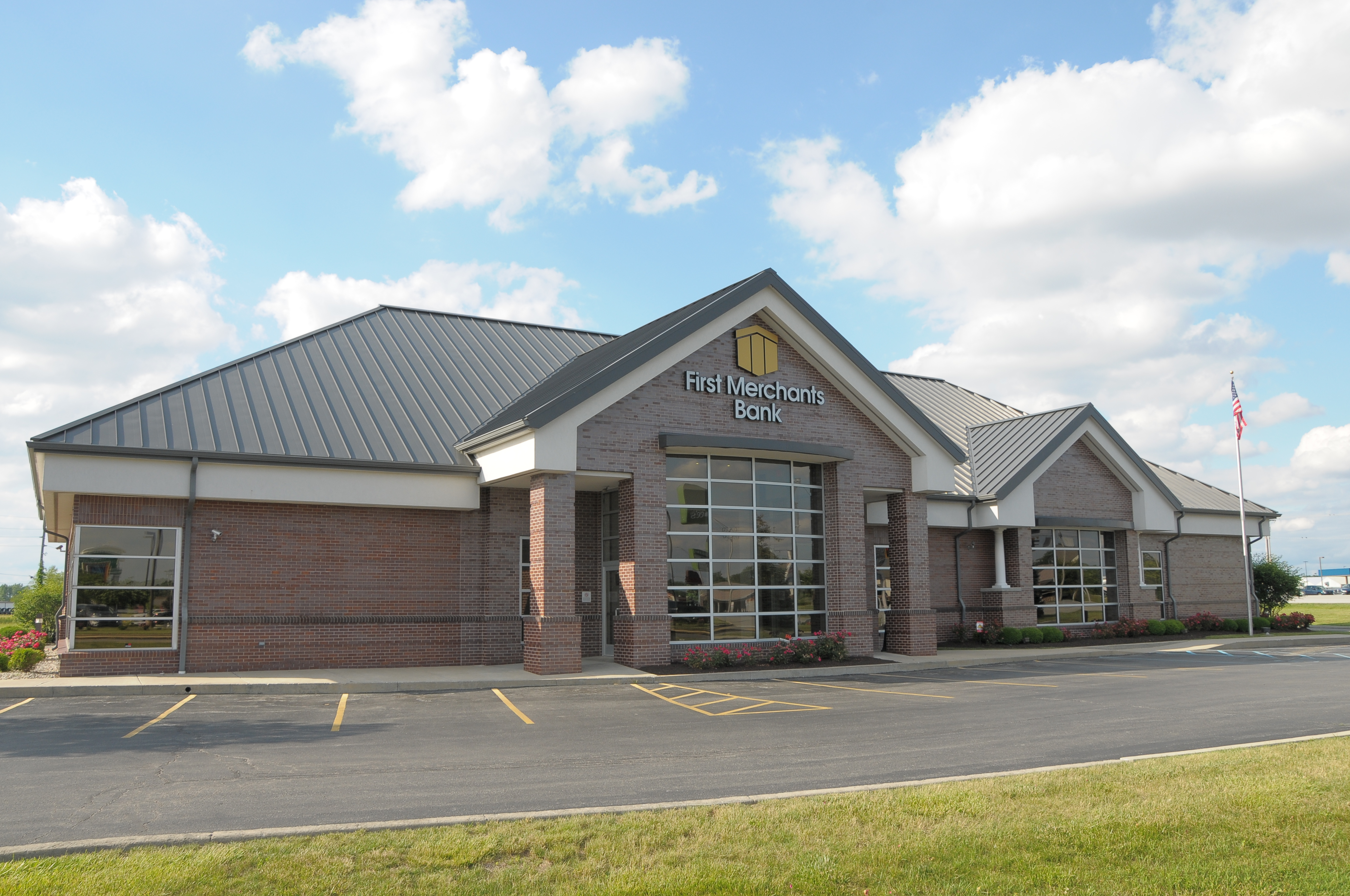 First Merchants Bank in Greenfield IN | Banks Near Me