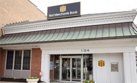 First Merchants Bank Crawfordsville IN Banking Location Center Photo
