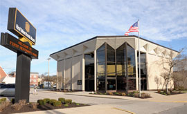 First Merchants Frankfort IN Banking Center Photo | Banks Near Me