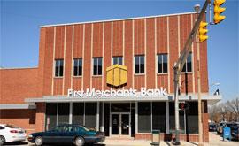First Merchants Rensselaer IN Banking Center | Banks Near Me