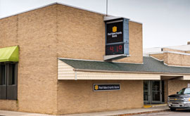 Grabill banking center photo