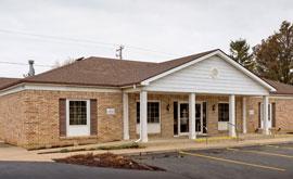 First Merchants Harlan banking center photo | Banks Near Me