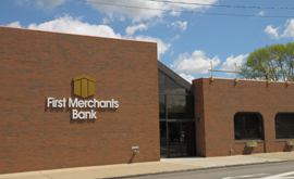 First Merchants Liberty IN Banking Center photo   banks near me