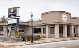 Markle banking center photo