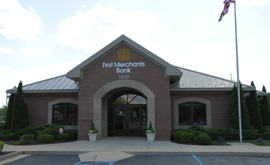First Merchants Mooresville IN Banking Center | Banks Near Me