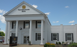 First Merchants Morgantown IN Banking Center | Banks Near Me