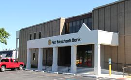First Merchants Munster IN Ridge Road Banking Center | Banks Near Me