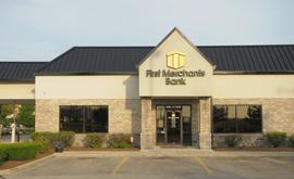 First Merchants Noble Creek Banking Center | Banks Near Me