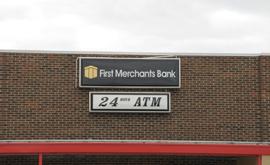 First Merchants Portland IN Drive-Thru location | ATMs Near Me