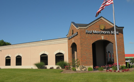 First Merchants Scatterfield Banking Center Anderson IN   Banks Near Me