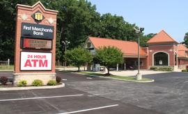 First Merchants Schereville In Banking Center | Banks Near Me