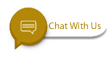 Icon of a Chat bubble that says Chat with Us