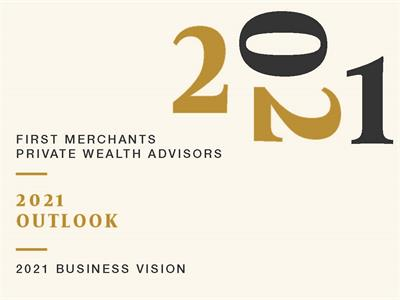 The Long View 2021 Business Vision 2021 Outlook graphic